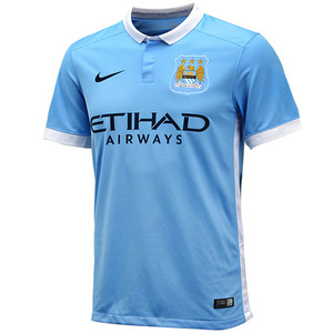 15-16 Manchester City UCL(UEFA Champions League) Boys Home - KIDS
