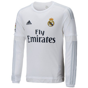 15-16 Real Madrid (RCM) UCL(UEFA Champions League) Home L/S