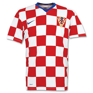 [Order]08-10 Croatia Home + Lextra Euro 2008 Patch + Lextra UEFA Respect Patch