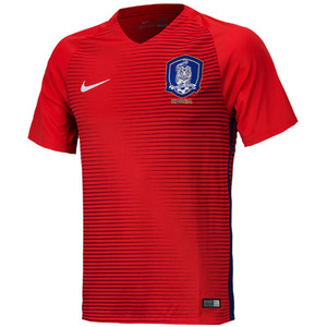 16-17 Korea(KFA) Stadium Home Jersey