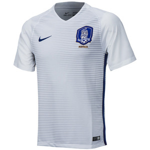 16-17 Korea(KFA) Stadium Away Jersey