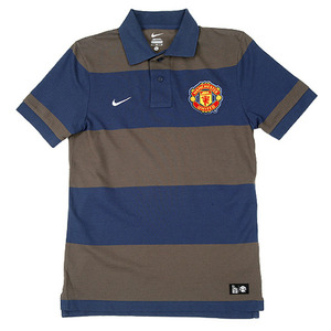 11-12 Manchester United Authentic Grand Slam Polo