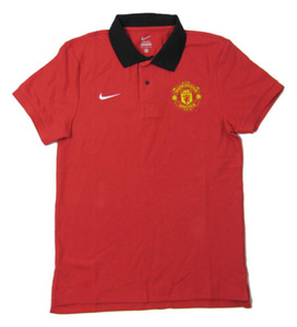 12-13 Manchester United Polo Shirts