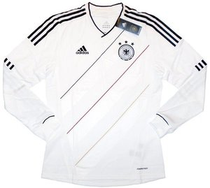 [해외][Order] 11-13 Germany(DFB) Player Issue FORMOTION Home L/S - AUTHENTIC