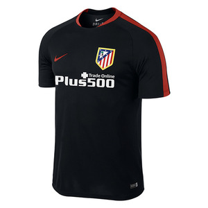 [해외][Order] 15-16 Atletico(AT) Madrid Flash Training Top - Black