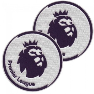 16~ Premier League Patch SET
