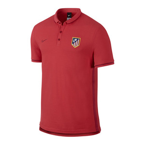 [해외][Order] 15-16 Atletico(AT) Madrid Authentic Polo - Red