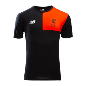 [해외][Order] 16-17 Liverpool(LFC)  Elite Training Cotton T-Shirt - Black