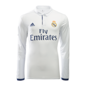 [해외][Order] 16-17 Real Madrid UEFA Champions League(UCL) Home L/S