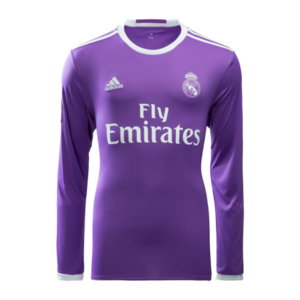 [해외][Order] 16-17 Real Madrid(RCM) UEFA Champions League(UCL) Away L/S