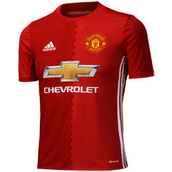 [해외][Order]16-17 Manchester United Authentic Home - AUTHENTIC