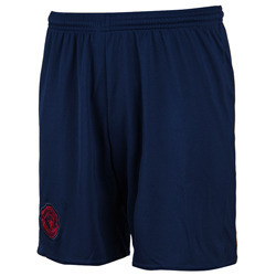 [해외][Order] 16-17 Manchester United Boys Away Shorts - KIDS