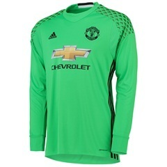 [해외][Order]16-17 Manchester United Away Goalkeeper L/S