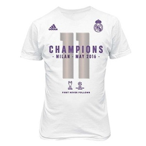 [해외][Order] 16-17 Real Madrid UCL(UEFA Champions League) Winners Tee