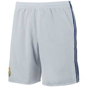 [해외][Order] 16-17 Real Madrid Boys Home Shorts (RCM) -  KIDS