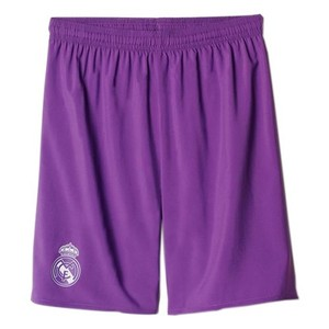 [해외][Order] 16-17 Real Madrid Boys Away Shorts (RCM) -  KIDS