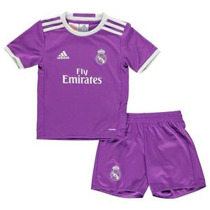 [해외][Order] 16-17 Real Madrid(RCM) Away Mini Kit - BABY