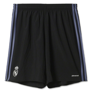 [해외][Order] 16-17 Real Madrid Boys 3rd Shorts (RCM) -  KIDS