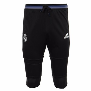 [해외][Order] 16-17 Real Madrid Training 3/4 Pant - Black/Super Purple