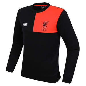 [해외][Order] 16-17 Liverpool(LFC) Elite Training Sweat Shirt - Black