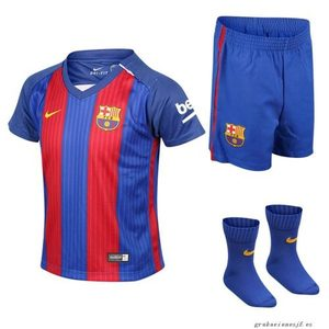 [해외][Order] 16-17 Barcelona Infant Home Kit - INFANT