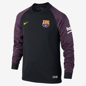 [해외][Order] 16-17 Barcelona  Boys GK Stadium L/S - KIDS