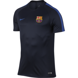 [해외][Order] 16-17 Barcelona Dry Squad Top (Obsidian/Game Royal)