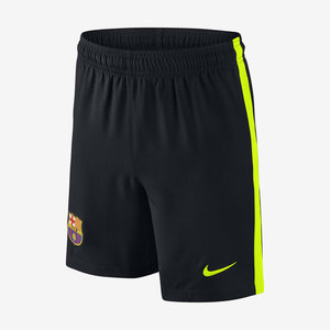 [해외][Order] 16-17 Barcelona  Boys GK Stadium Short - KIDS