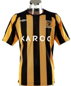 08-09 Hull City Home