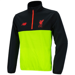 [해외][Order] 16-17 Liverpool(LFC) Elite Training Pro 1/2 Zip Wind Breaker - Toxic