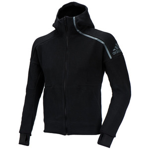 ZNE Hoody Jacket  - Black