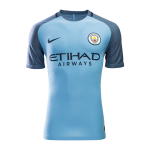 [해외][Order] 16-17 Manchester City UCL (UEFA Champions League) Vapor Match Home Jersey - AUTHENTIC