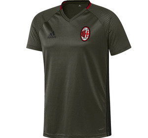 [해외][Order] 16-17 AC Milan Boys Training Jersey(Night Cargo/Black/Victory Red) - KIDS
