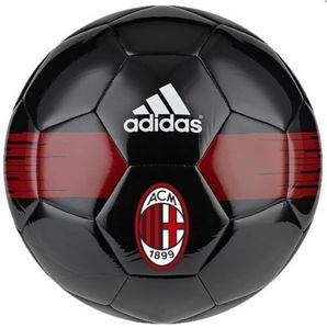 [해외][Order] 16-17 AC MilanBall - Black/Victory Red/Dark Football Gold