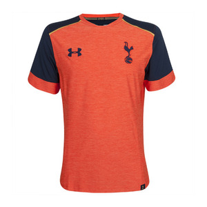 [해외][Order] 16-17 Tottenham Hotspur Training Tee - Dark Orange