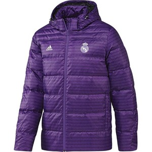 [해외][Order] 16-17 Real Madrid Down Jacket - Ray Purple/Crystal White