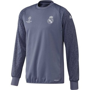 [해외][Order] 16-17 Real Madrid UCL(UEFA Champions League) Training Top - Super Purple