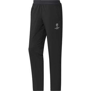 [해외][Order] 16-17 Real Madrid UCL(UEFA Champions League) Presentation Pant - Black/Super Purple