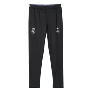 [해외][Order] 16-17 Real Madrid UCL(UEFA Champions League) Training Pant - Black/Super Purple