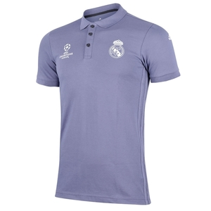 [해외][Order] 16-17 Real Madrid UCL(UEFA Champions League) Polo - Super Purple