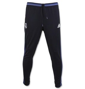 [해외][Order] 16-17 Real Madrid  Boys Training Pant (Black/Super Purple) - KIDS