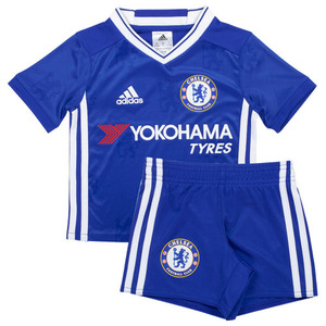 [해외][Order] 16-17 Chelsea(CFC) Home Mini Kit - INFANTS