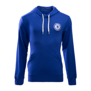 [해외][Order] 16-17 Chelsea(CFC) EU Hooded Sweat - Chelsea Blue