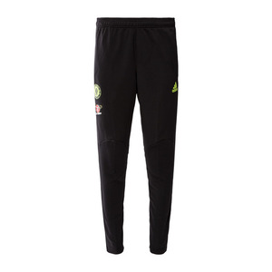 [해외][Order] 16-17 Chelsea(CFC) Presentation Pant - Black/Granite/Solar Yellow
