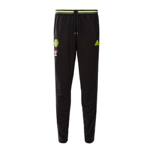 [해외][Order] 16-17 Chelsea(CFC) Training Pant - Black/Granite/Solar Yellow