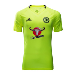 [해외][Order] 16-17 Chelsea(CFC) Training - Solar Yellow/Black/Granite