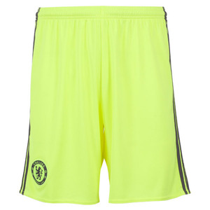 [해외][Order] 16-17 Chelsea(CFC) Boys Home GK Shorts - KIDS