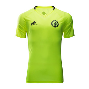 [해외][Order] 16-17 Chelsea(CFC) Boys Training (Solar Yellow/Black/Granite) - KIDS