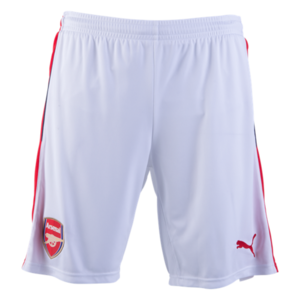 [해외][Order] 16-17 Arsenal Boys Home Shorts - KIDS