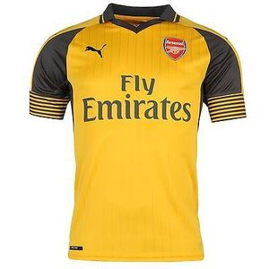 [해외][Order] 16-17 Arsenal  Boys Away - KIDS